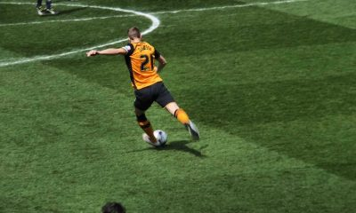 michael dawson hull city 2016