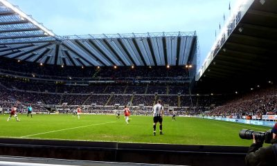 newcastle united st james park 2011