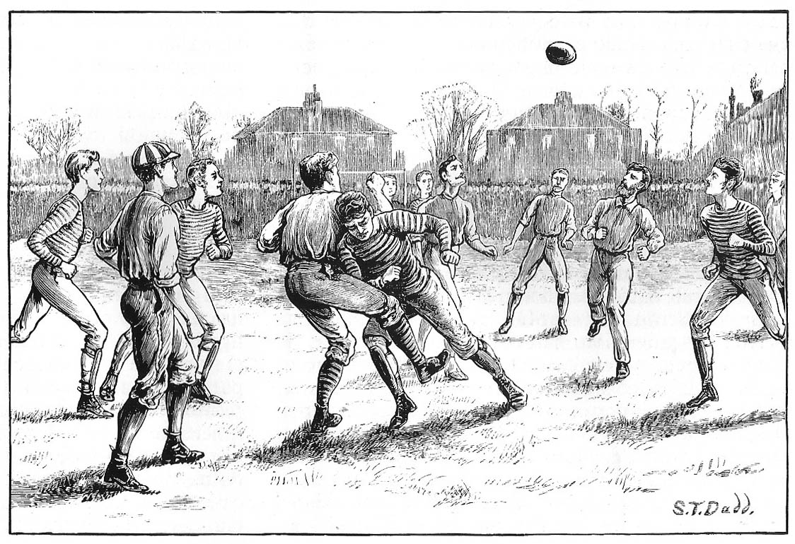 Old Etonians v Blackburn Rovers
