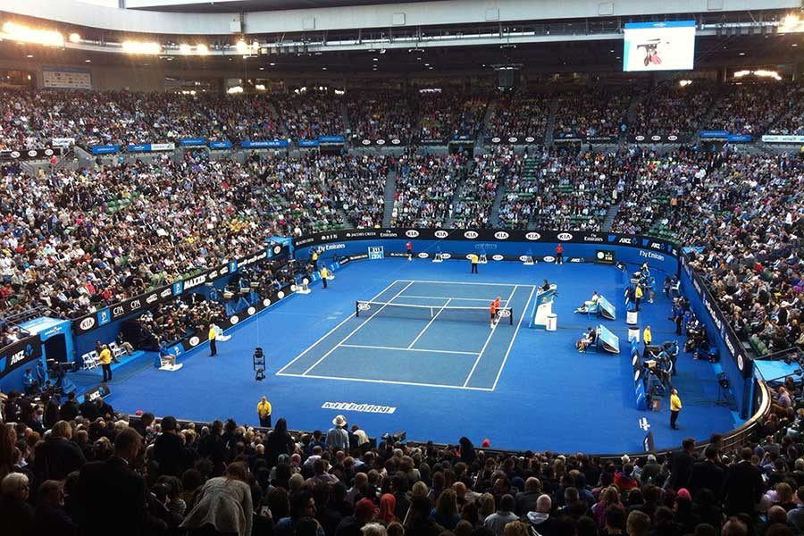 Australian Open Tennis Dates